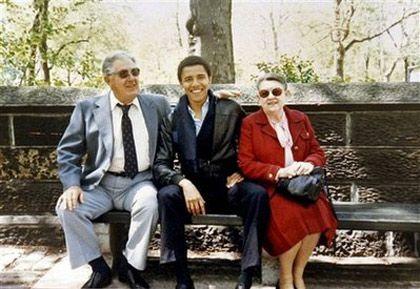 Стенлі Денхем, Барак Обама і Медлін Денхем