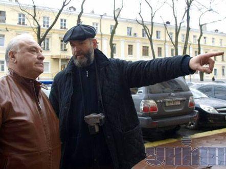 Архитектор Владимир Глазырин и скульптор Александр Токарев - авторы памятника
