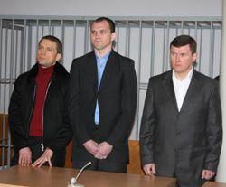 Максим Сорокін, Сергій Бачурін та Ігор Іванков