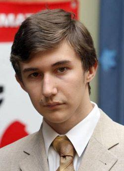 Сергій Карякін. Фото з архіву УНІАН, 2008 р.