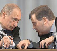Путін, Медведєв