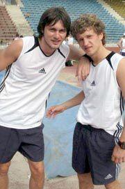 Алієв і Мілевський