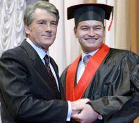 Виктор и Андрей Ющенко