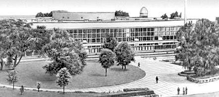 Палац дітей і юнацтва (колишній Палац піонерів)
