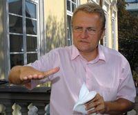 Андрей Садовый возмущен тем, что произошло в воскресенье