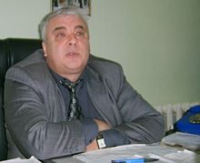 Голова Глевахівської селищної ради Олександр Шепеленко