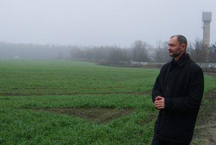 Завідувач відділу екології і фотосинтезу Інституту фізіології рослин і генетики НАНУ Олег Стасик