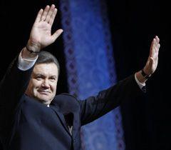 Віктор Янукович на зібранні керівників громадських організацій і об'єднань держави. 25 грудня