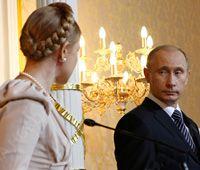 Тимошенко, Путин