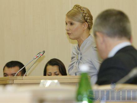 Тимошенко обвинила судей в том, что они даже не пытаются установить истину: Янукович – не Президент