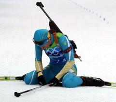Вита Семеренко снова упустила победу