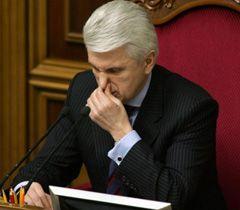 Литвин оголосив про смерть коаліції