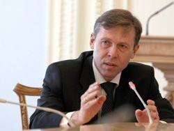 Сергей Соболев и Юлия Тимошенко