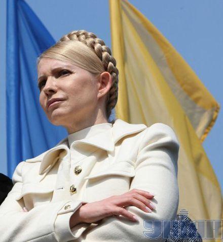 Дело ЕЭСУ Тимошенко называет