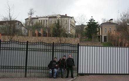 Вид с улицы Тимирязевской