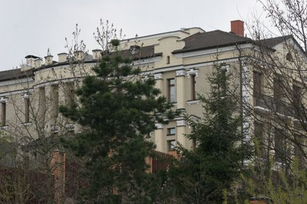 Печерский дворец для Литвина