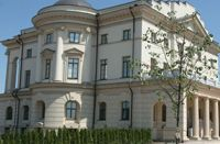 Дворец гетьмана Кирила Разумовского в Батурине