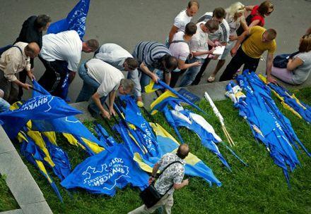 Янукович доручив Хорошковському і Могильову «відпрацювати» журналістів