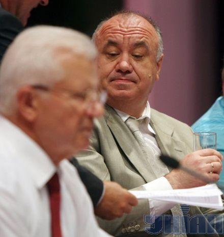 Новым главой СПУ Мороз назвал Цушко за несколько дней до начала съезда