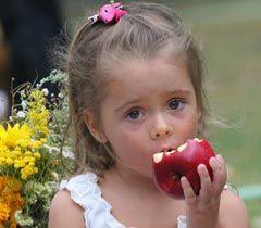 19 серпня  православні святкують Яблучний Спас