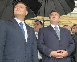 Добкин, Янукович