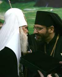 ... з патріархом Філаретом