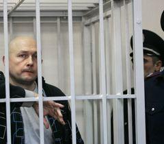 Ігор Діденко в залі засідань Печерського районного суду. Київ, 14 квітня