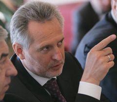 Дмитро Фірташ під час засідання Союзу хіміків України в Києві. 20 квітня
