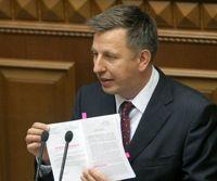 Макеенко опасается деклараций