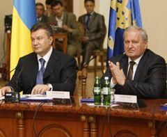 Янукович, Тихонов