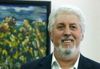 Директор Национального художественного музея Украины Анатолий Мельник