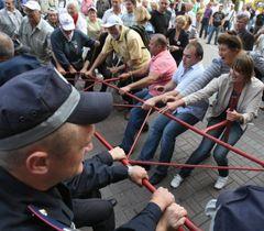 Фото с задержания Тимошенко будут раздавать всем желающим