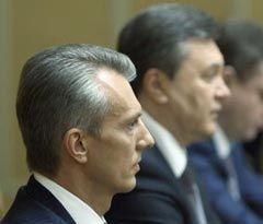 Валерий Хорошковский, Виктор Янукович