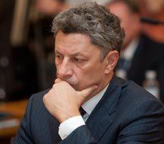 Юрий Бойко на расширенном заседании Кабмина. Киев, 2 ноября