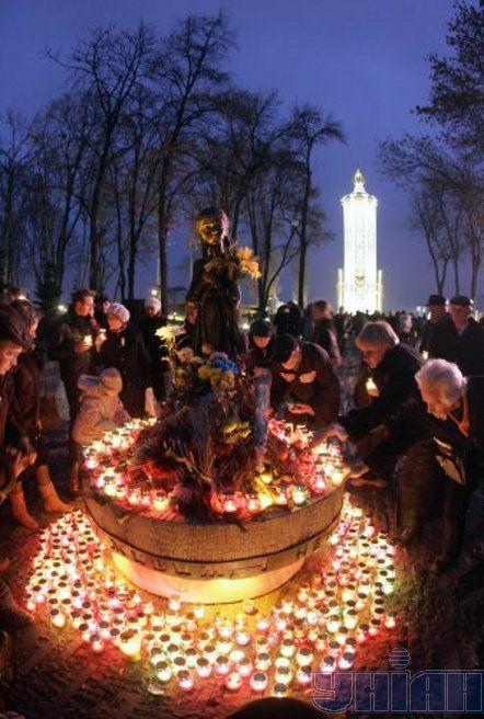 Меморіалу жертвам Голодомору