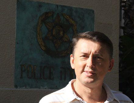 Мельниченко привели в суд
