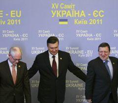 Украина и ЕС объявили о завершении переговоров по Соглашению об ассоциации