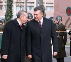 Янукович и Эрдоган встретятся в Ялте