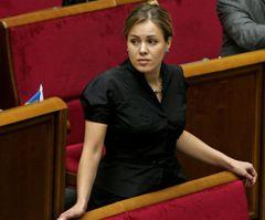 Наталия Королевская провела брифинг в Харькове