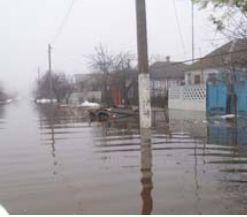 Луганская паводок, фото novynar.com.ua