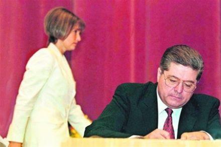 Сын Щербаня обещает доказать причастность Тимошенко и Лазаренко к убийству своего отца, фото с сайта