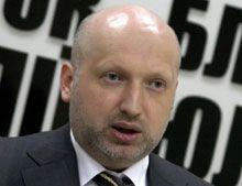 Турчинов напомнил, что решения судов были политически мотивированы