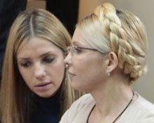 Євгенія і Юлія Тимошенко