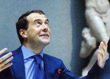 Дмитрию Медведеву не все рады