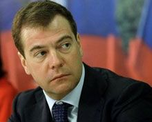 Медведев признал, что Россия - «самая отсталая страна в мире»