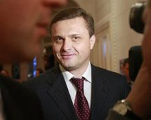 Сергей Левочкин пообщался с журналистами