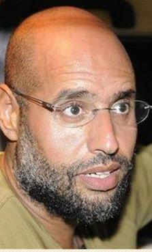 Ордер на арест сына Каддафи был выдан в июне 2011 года. Фото с сайта news.yahoo.com