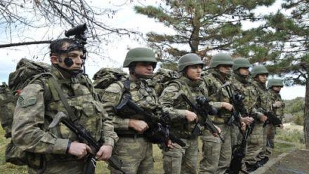Турецькі солдати готові до вторгнення
