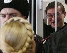 Хельсинская комиссия требует освободить Юлию Тимошенко и Юрия Луценко