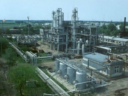 Шебелинский ГПЗ останавливается с 1 июля Шебелинский газоперерабатывающий завод (ГПЗ, Харьковская область) с 1 июля...